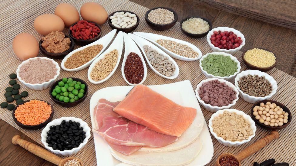 غذاهایی برای جلوگیری از تحلیل رفتن عضلات