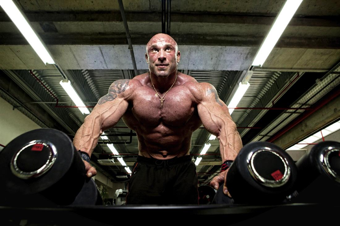 جلوگیری از تحلیل عضلات بدن