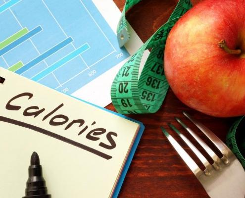 کالری مواد غذایی