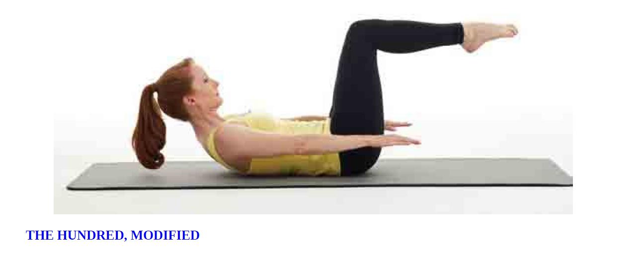 تمرینات ورزشی پیلاتس