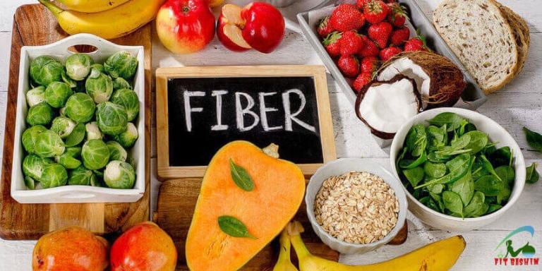 انواع فیبر غذایی و تاثیر آن بر لاغری شکم و بدن+22 منبع فیبر