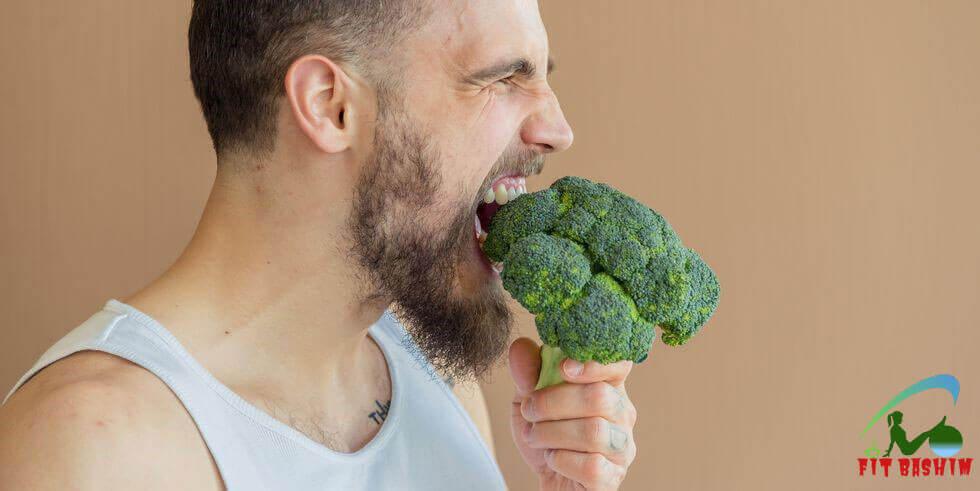 غذا های پر فیبر برای درمان یبوست