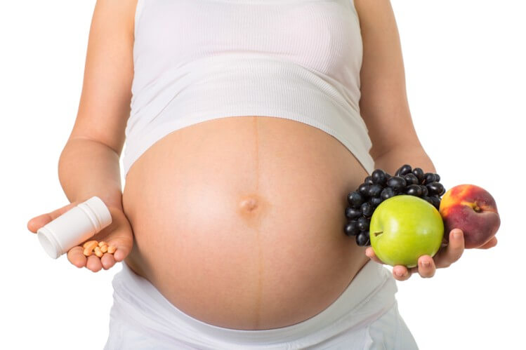 مکمل های ضروری دوران بارداری