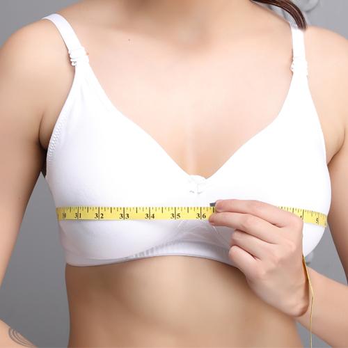 کاهش سایز سینه زنان بطور طبیعی
