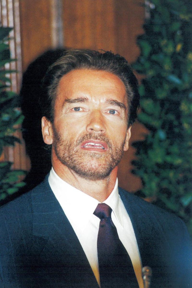 بیوگرافی آرنولد شوارتزنگر
